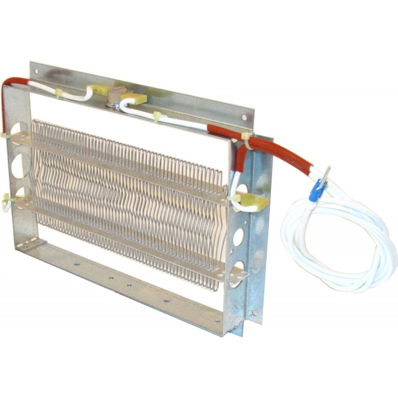 WIRE ELECTRIC HEATER 1.5KW 230V 259X180 ON FLANGED FRAME