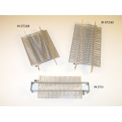 WIRE ELECTRIC HEATER 1.5KW 230V 104X194 WITHOUT FRAME