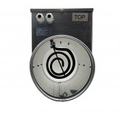 TUBULAR ELECTRIC HEATER 1.5KW 230V d.200mm ON CIRCULAR DUCT